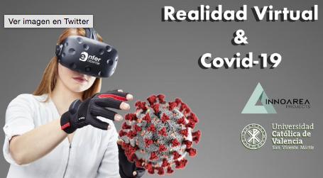 Utilizan la realidad virtual para dar una clase que explica cómo el coronavirus afecta al sistema respiratorio